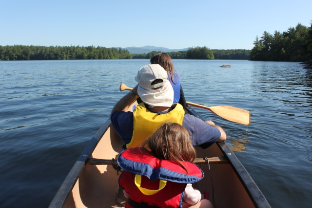 Family paddle