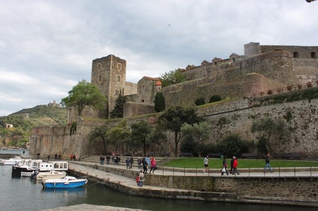 The Château Royal de Collioure