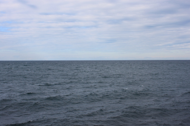 Mediterranean Sea, or North Atlantic? Hard to say at this point.