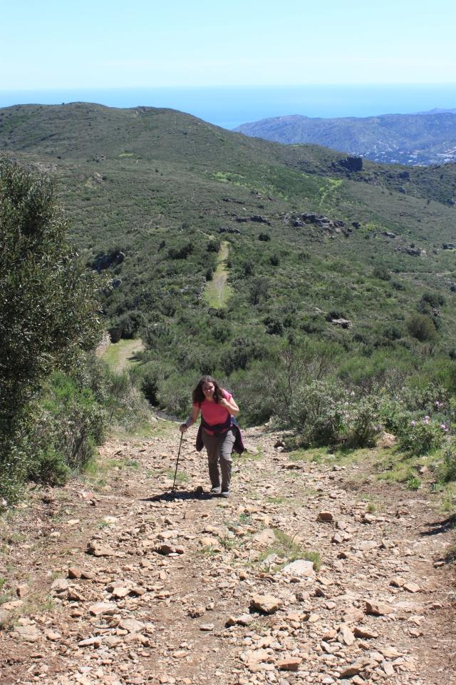 Kate Jenkins, Trail Warrior.